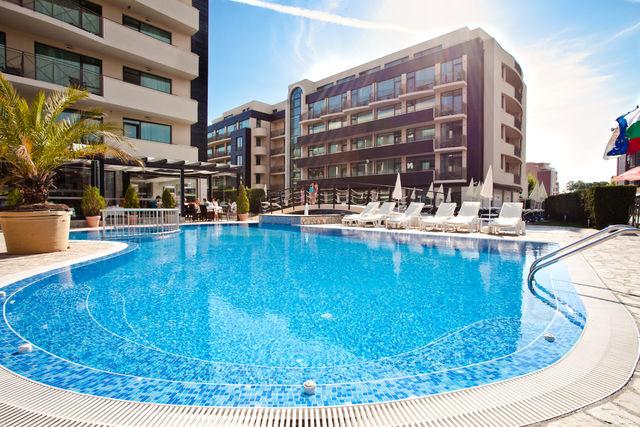 Хотел Лион Слънчев бряг - Почивка