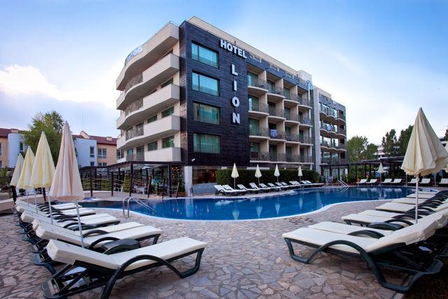 Хотел Лион Слънчев бряг